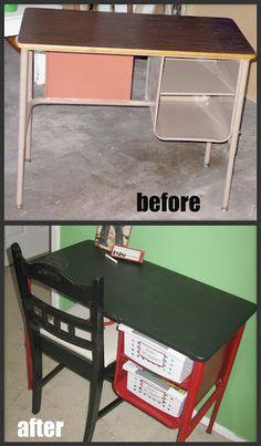 48 Diy Antique School Desks Ideas School Desks Old School Desks Antique School Desk
