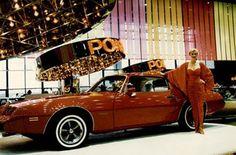 1980 Pontiac Firebird at the Chicago Auto Show. #Pontiac #Firebird #auto #cars #CAS13
