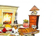 Calvin And Hobbes Calvin E Hobbes Calvin And Hobbes