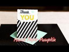 March Paper Pumpkin - Giggles Creative Corner