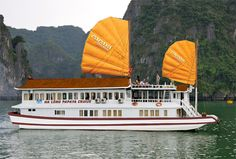 Papaya cruise Ha Long Bay 2 days 1 night   Halong Bay Vietnam