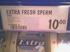 Ummmm.. you mean spearmint, right?