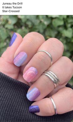Nail Color Combos, Nail Colors, Pedicure Colors, Cute Nails, Pretty Nails, Diy Manicure, Manicure Ideas, Nail Envy, Best Acrylic Nails