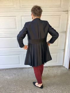 Fall transition outfits featuring longer layers - Brenda Kinsel
