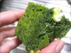 Da Washoku Kitchen: Matcha Green Tea Brownies = Japanies ホワイトチョコと抹茶のブラウニー