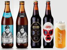 Cerveza y diseño: 3 marcas con personalidad