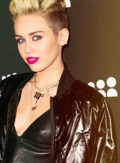 Miley Cyrus | Edgy Look