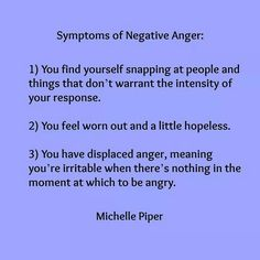 Negative anger. A recovery from narcissistic sociopath relationship abuse.