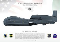 UNITED STATES AIR FORCE7th Reconnaissance SquadronNaval Air Station Sigonella, Italy