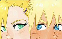 Naruto and Ino / NaruIno