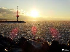 Jég és szél násza Cn Tower, Celestial, Sunset, Building, Travel, Outdoor, Outdoors, Viajes, Buildings