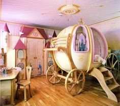 40 Safe And Adorable Bedroom Ideas For Toddler Girls 33