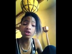 Willow Smith - Thinking About You (Cover) [Frank Ocean Song] - YouTube