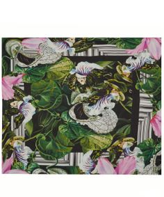 Perfect prints on Peter Pilotto pure silk scarf. Shop online here http://www.liberty.co.uk/fcp/categorylist/dept/accessories_scarves #LibertyScarves