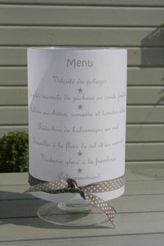 menu photofore