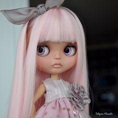 Ooak Dolls, Blythe Dolls, Girl Dolls, Barbie Dolls, Doll Eyes, Doll Face, Pretty Dolls, Beautiful Dolls, Vintage Barbie