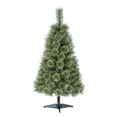 4Ft Green Christmas Tree Conical Holiday Artificial Home Decor W/ Plastic Stand #HomeDealsMarket #Christmas Cashmere Christmas Tree, Small Christmas Trees, Green Christmas, Christmas Home, Xmas, Holiday Looks, Holiday Time, Holiday Ideas, All Of The Lights