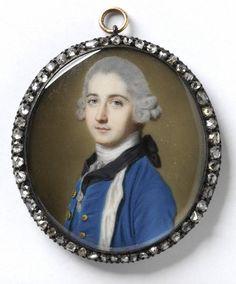 John Smart - Portrait of Unknown Man - Dated 1767 - Victoria & Albert Museum - John Smart - Wikipedia, the free encyclopedia
