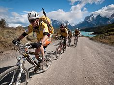 Patagonian Expedition Race, Chile