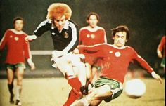 Ian Wallace - 3 caps for Scotland. (1978 - 1979)