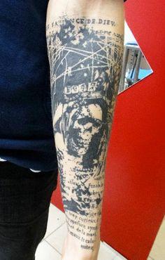 Tattoo Artist -