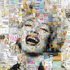 marylin  #mosaic