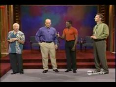 VERY Favorite Whose Line Moments - Robin Williams