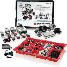 LEGO Education   Products  Middle School  Robotics  EV3 Core Set