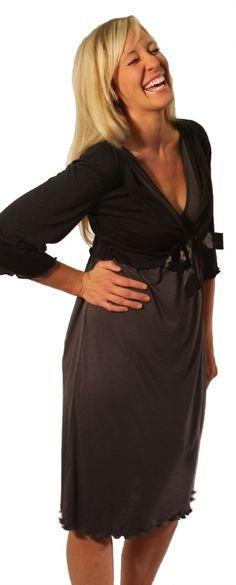 8603dd2dbee0c Amamante Seasons Nursing Gown Set Nursing Pajamas