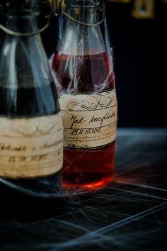 Vino Beautiful Rustic Labels