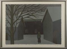 Hagelstam & Co Finland, 1984, Landscape, Illustration, Artworks, Painting, Artists, Inspiration, People