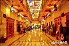 KHAN MURJAN TRADITIONAL ARABIAN ARTS & CRAFTS SOUK - Dubai