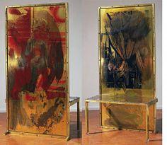 Robert Rauschenberg, Borealis Shares II, 1990
