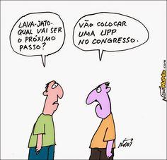 Nani Humor: MORRO DO CONGRESSO