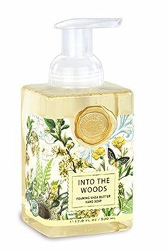 Michel Design Works Foaming Hand Soap, 17.8-Ounce, Into the Woods #MichelDesignWorks