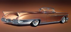 1958 Cadillac Eldorado Biarritz | 1958 Cadillac Eldorado Biarritz | Recently added Cars Home | Buy art