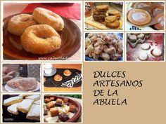Dulces artesanos de la abuela | Cocinar en casa es facilisimo.com