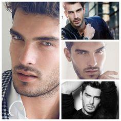 Sexy Guys, Cute Guys, Sexy Men, Pretty Blue Eyes, Pretty Boys, Top Models, Male Models, Most Handsome Men, Tutti Frutti