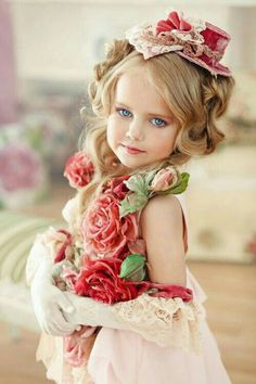 Little princess ~ Debbie ❤ Beautiful Little Girls, Beautiful Children, Beautiful Eyes, Beautiful Babies, Cute Kids, Cute Babies, Precious Children, Child Models, Kind Mode