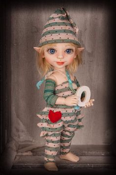 LOVE IS Olga YOSD BJD in Island Sun Resin...right now up for preorder through the end of June 2014...by Berdine Creedy