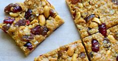 Ψάχνεις ενέργεια; Σ´το ´χουμε; Super energy bar με peanuts και cranberries. Δάγκωσε!