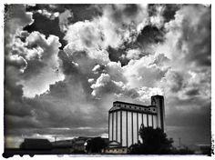 Lo Silo Clouds, Outdoor, Outdoors, Outdoor Living, Garden, Cloud