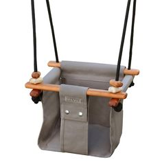 Solvej Baby/Toddler Swing from Oompa Toys