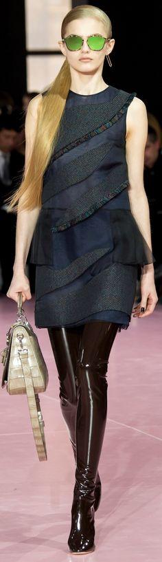 Christian Dior fall 2015.