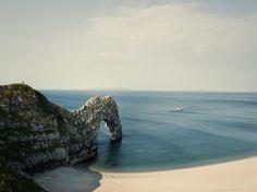 Durdle Door, England, Coast, Beach, Surfer, Travel, Adventure, Outdoors, Wanderlust Photography