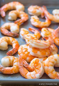 How to Clean Shrimp - Learn the best tips on How to Peel and Devein Shrimp. This quick easy process make this kitchen chore a breeze!