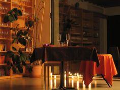 La Pavona sul Sofà - a little country restaurant near Mantova, just few tables.
