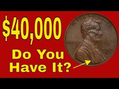 Error penny worth great money in your change! Valuable Pennies, Rare Pennies, Valuable Coins, How To Know, How To Find Out, Rare Coins Worth Money, Coin Worth, Error Coins, Coin Values