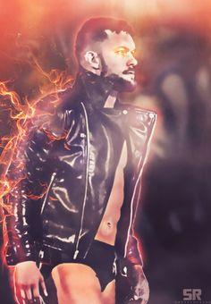 Finn Balor - Unleash The Demon by Subinraj on DeviantArt Wwe Fanfiction, Finn Balor Demon King, Balor Club, Catch, The Shield Wwe, Best Wrestlers, Legion Of Superheroes, Wrestling Videos, Wwe World