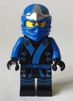 LEGO Blue Ninja | Jay Kimono LEGO Ninjago Minifigure - Minifigures.co.uk